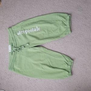 Aeropostale Women's Sweatpants Capris